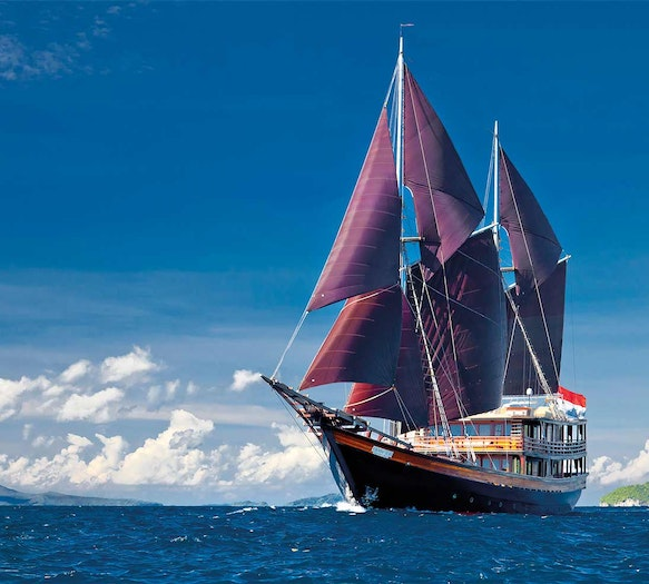 Discover Asia's Tropical Luxury Island Playgrounds and S/Y Dunia Baru