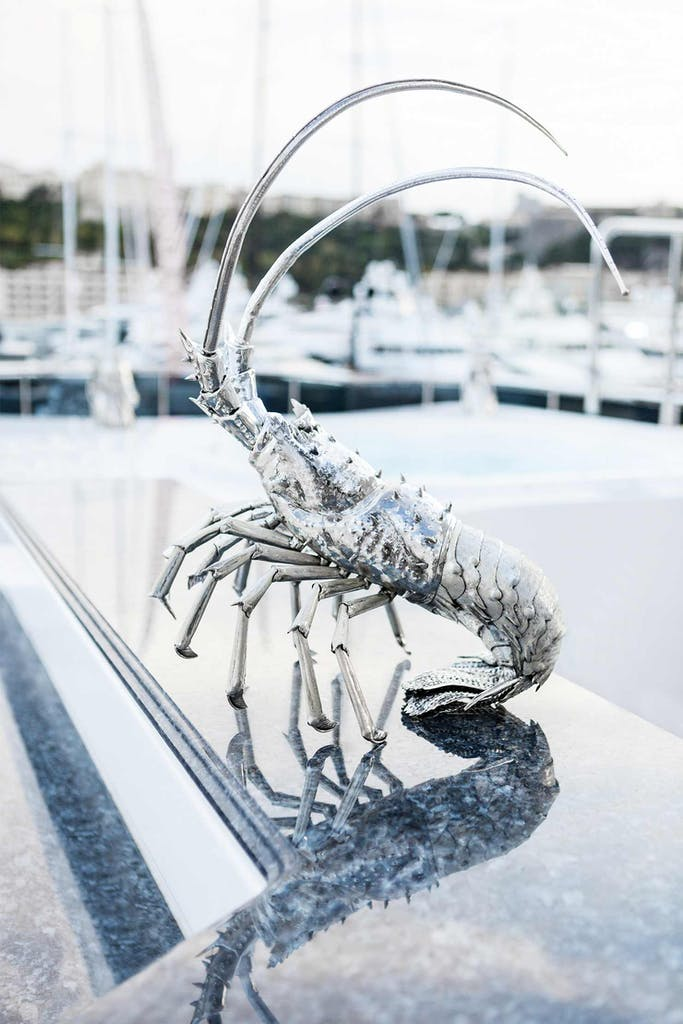 Lobster from the Royal Suite Collection