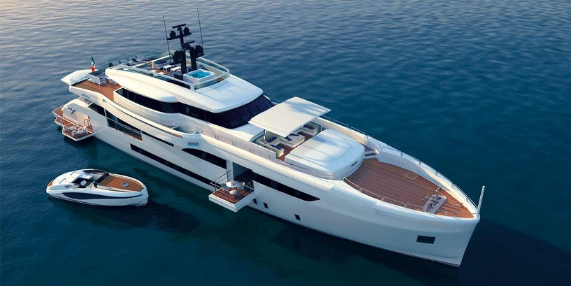 Inside Out Wider 150 with Yacht Broker David Seal