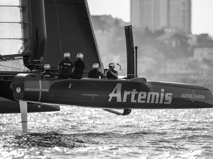 A Look at The America's Cup in Bermuda