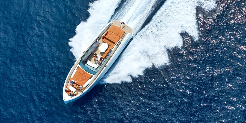 Create the Perfect Yacht Experience with these Tenders and Toys