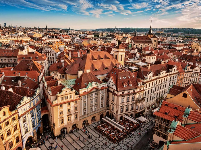 Discover Prague, The Golden City and chic Bohemian Czech Capital