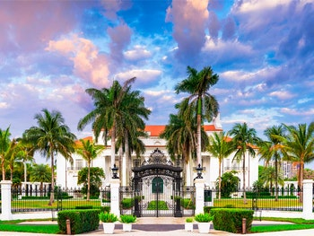 Flager Museum in Palm Beach