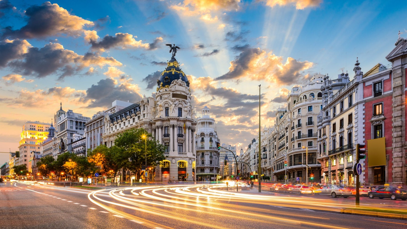 Luxury Travel Guide for Spain's lively Capital of Madrid