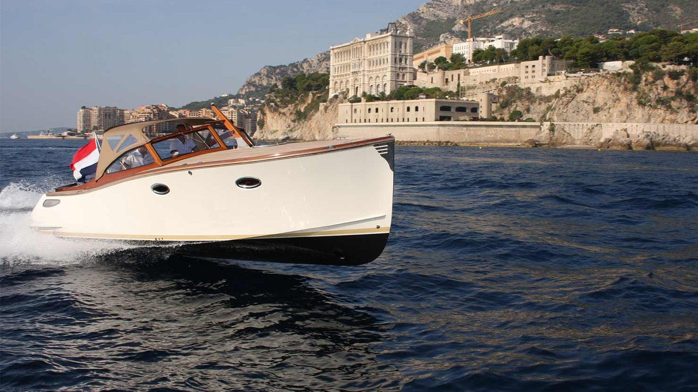 The Latest and Greatest Luxury Water Toys and Tenders