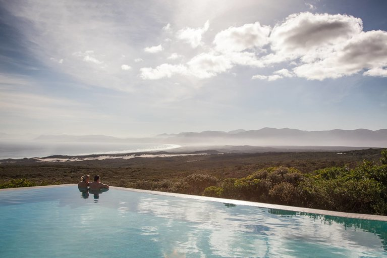 Grootbos Private Nature Reserve Pool