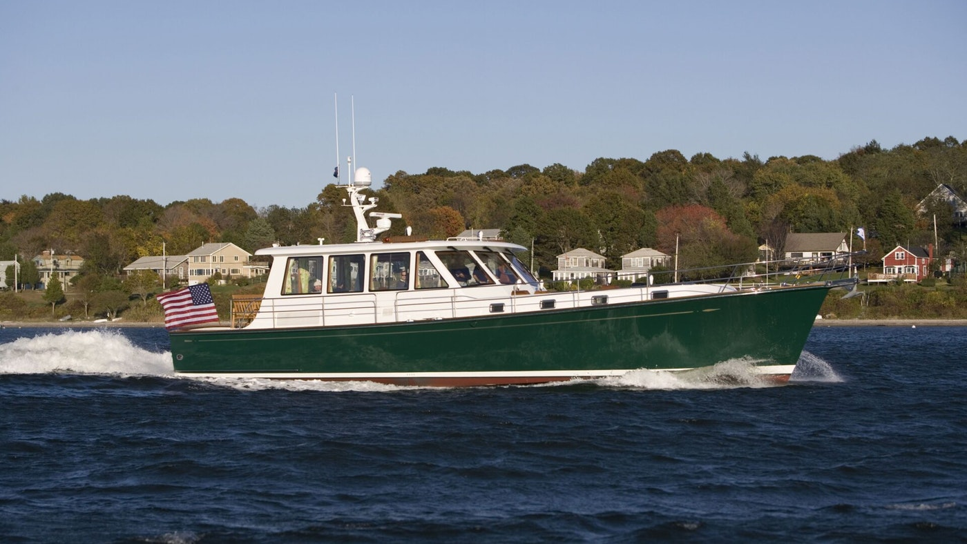 M/Y TIME OUT SOLD BY NORTHROP & JOHNSON
