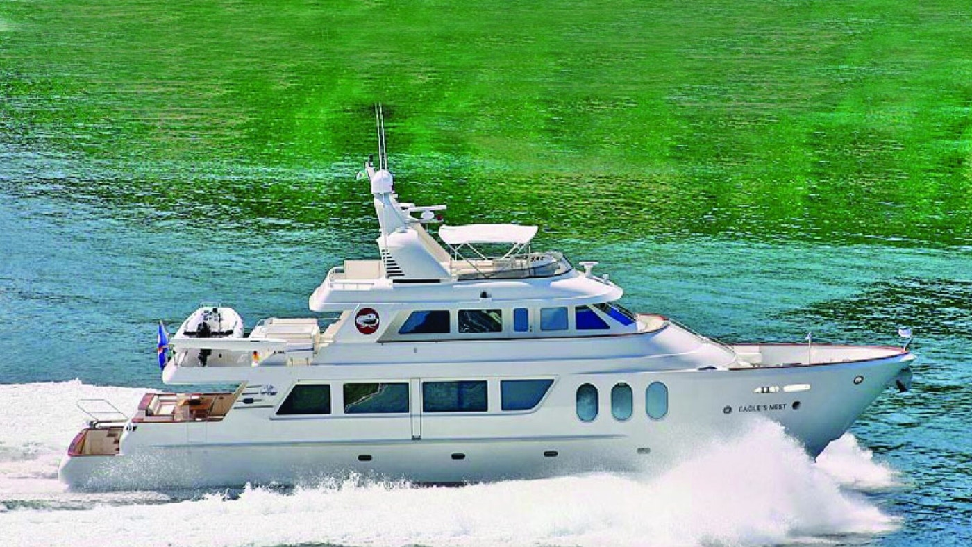 Price Reduction of M/Y EAGLE'S NEST