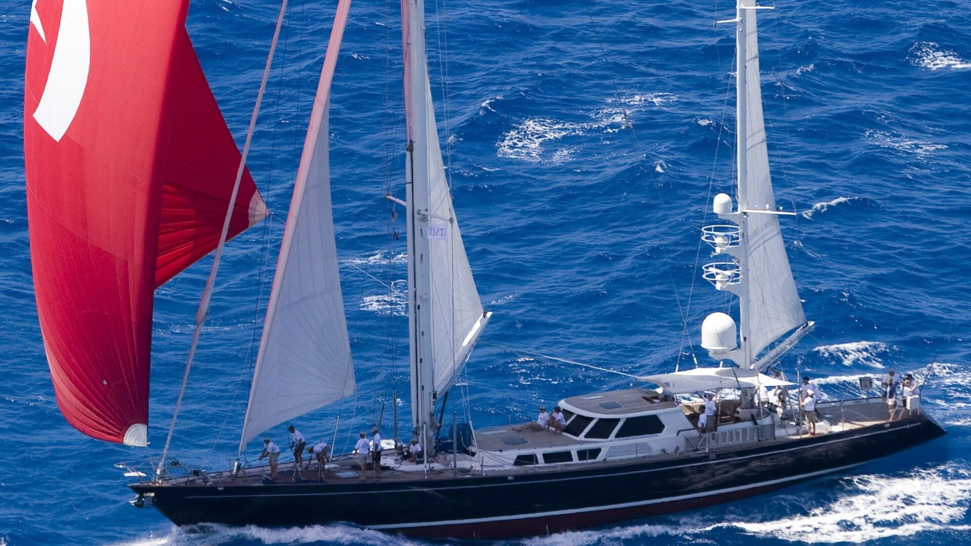 Price reduction of S/Y AVALON
