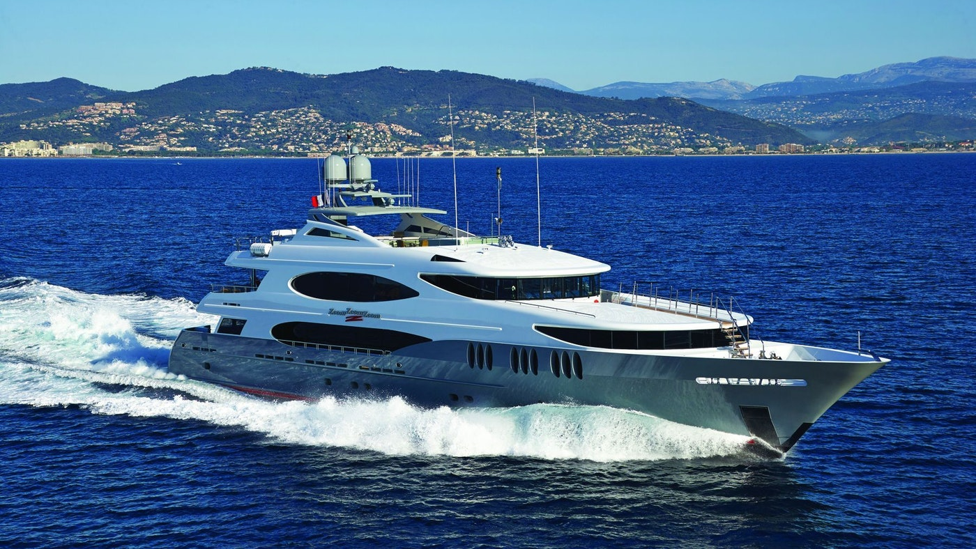 M/Y ZOOM ZOOM ZOOM FOR SALE WITH NORTHROP & JOHNSON