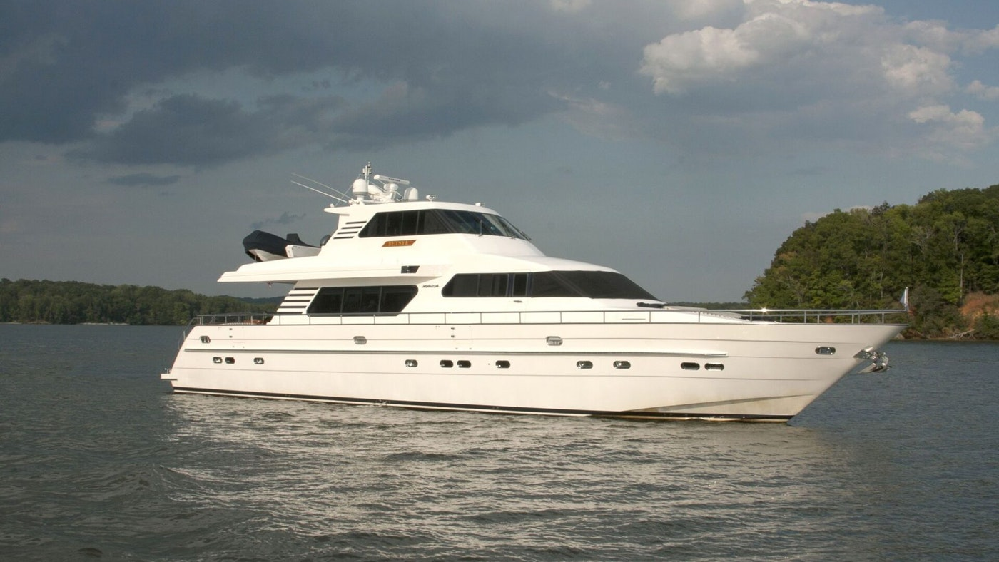 Northrop & Johnson announces price reduction of M/Y BETSYE