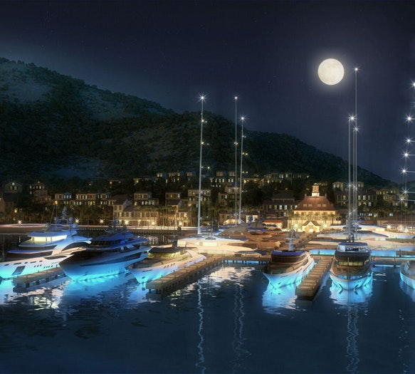 Escape the winter blues in St. Kitts — Explore The Marina at Christophe Harbour