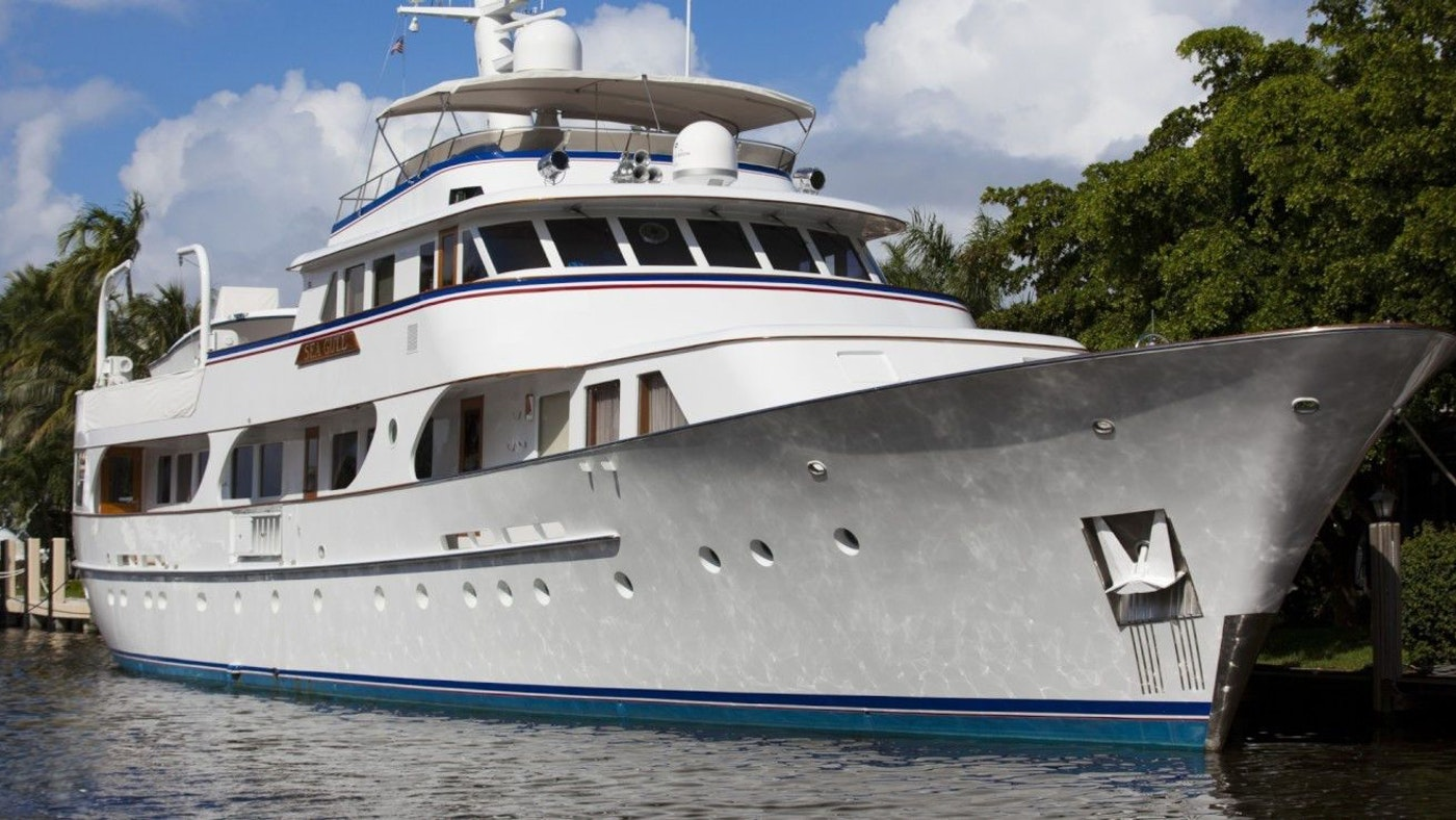NORTHROP & JOHNSON ANNOUNCES THE DONATION OF SEAGULL OF CAYMAN