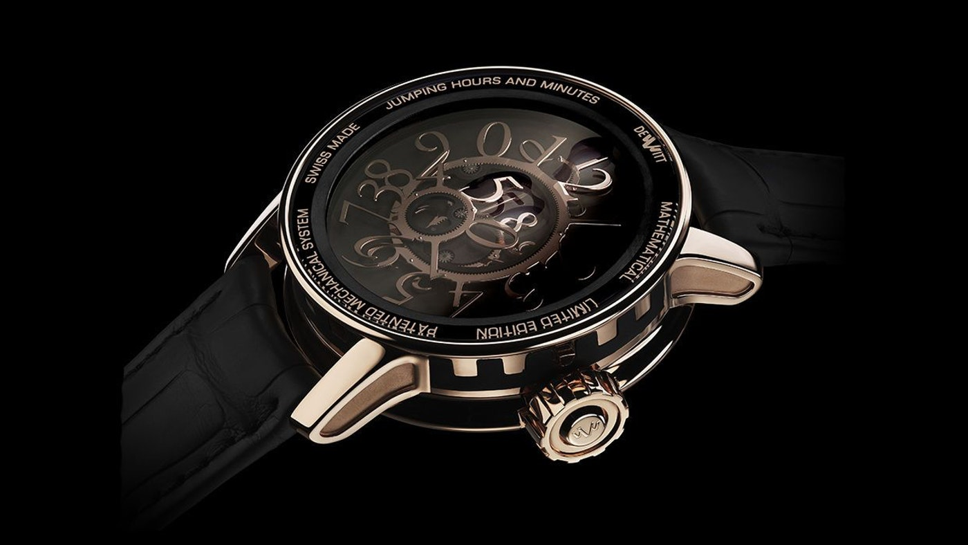 BEAUTY IN CHAOS — THE DEWITT ACADEMIA MATHEMATICAL