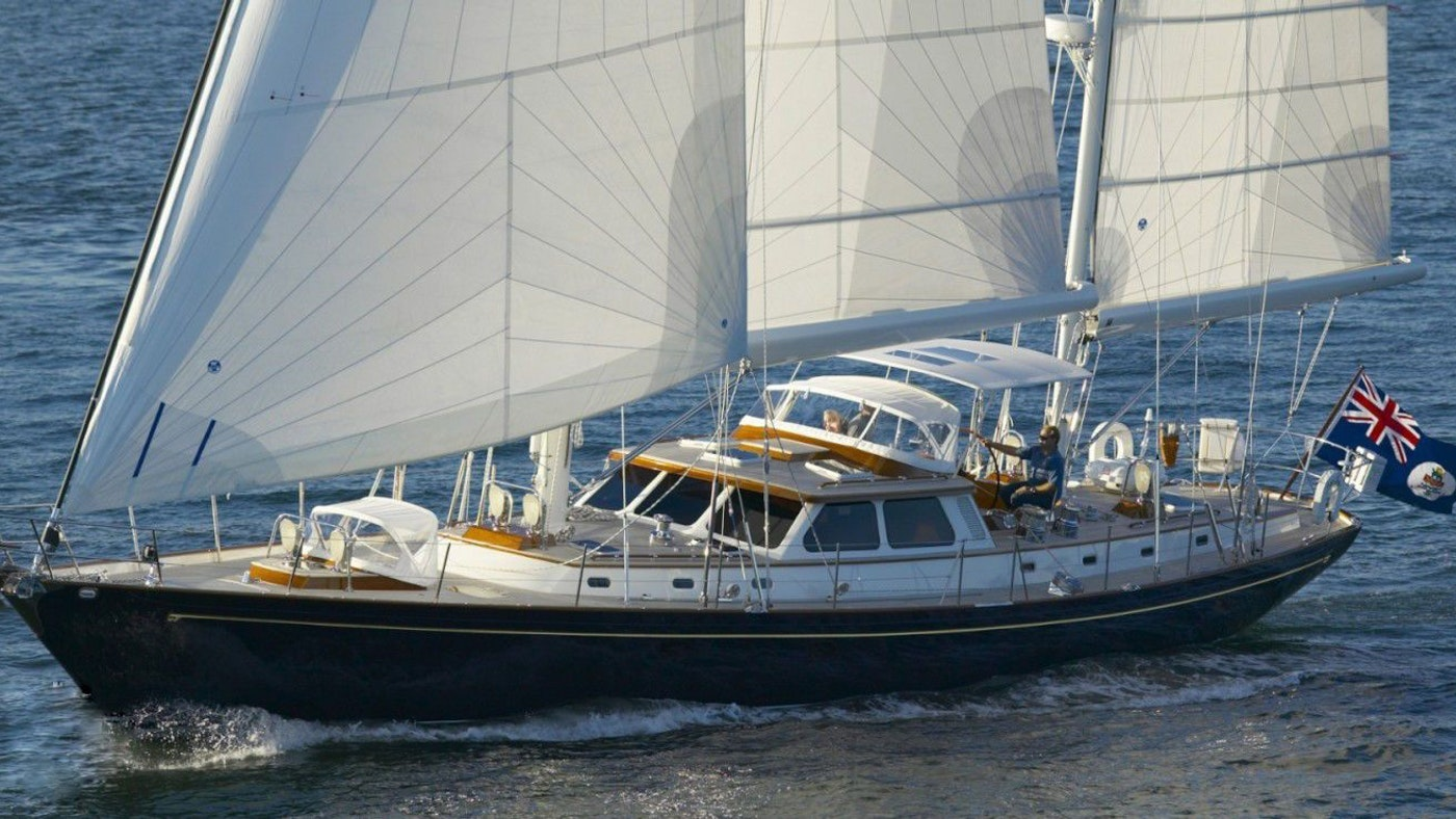 BLUE MUSE FOR SALE WITH NORTHROP & JOHNSON