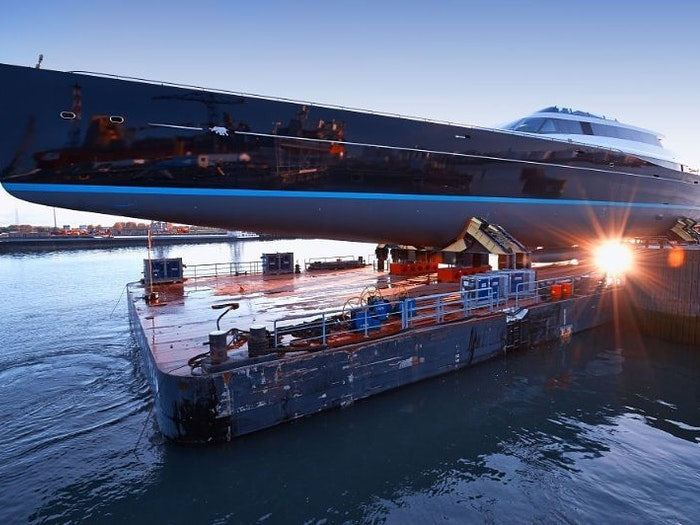 Imported Image - OCEANCO AND VITTERS SHIPYARD LAUNCH PROJECT 85