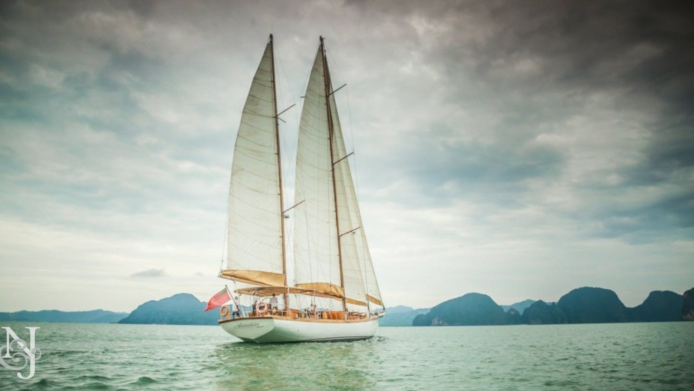 PRICE REDUCTION OF SAILING YACHT AVENTURE