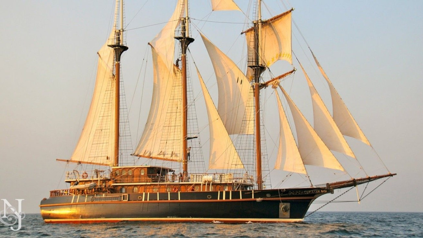 PRICE REDUCTION OF SAILING YACHT PEACEMAKER