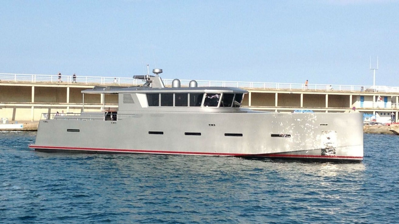 LOLITA 2 NOW FOR SALE WITH NORTHROP AND JOHNSON