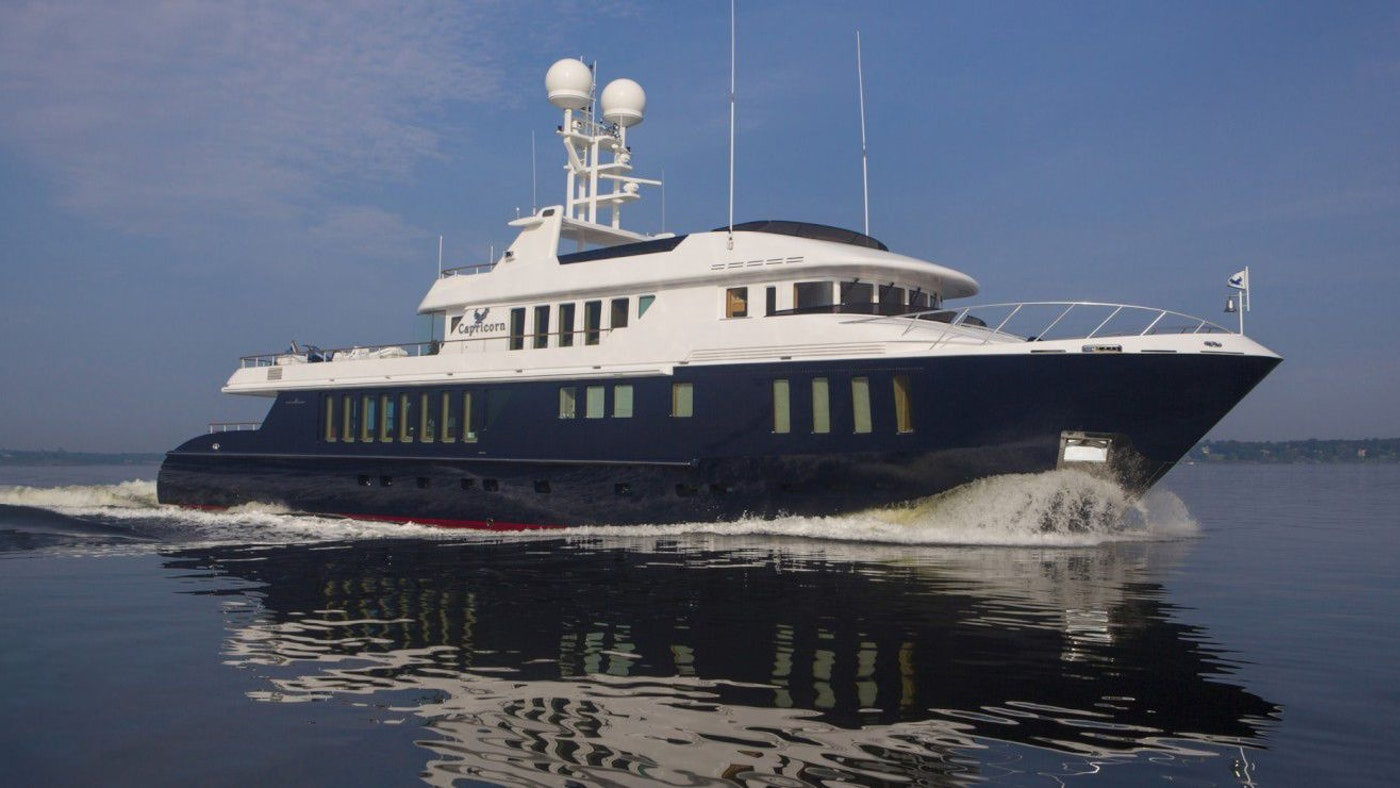 CAPRICORN NOW FOR SALE WITH NORTHROP & JOHNSON