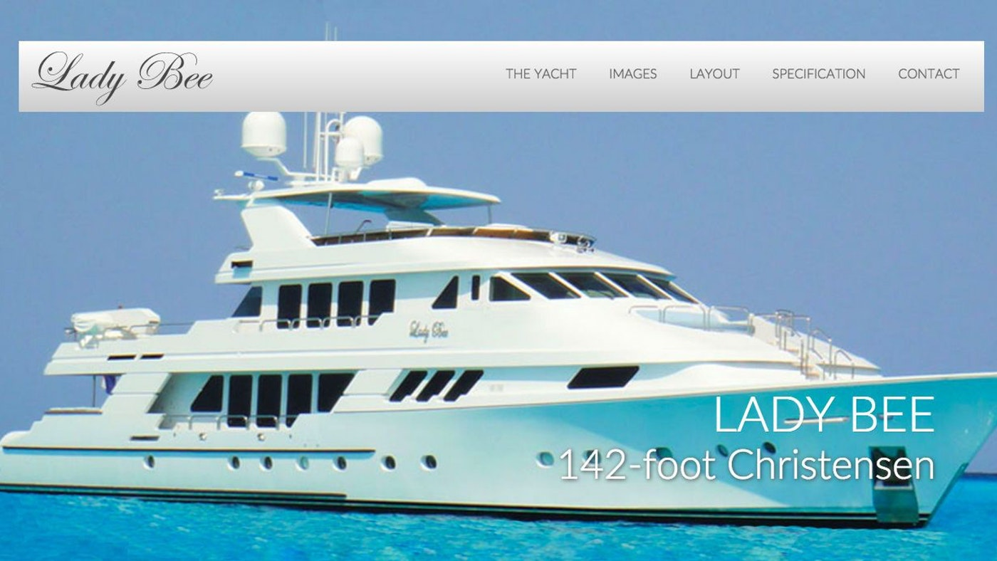 NORTHROP & JOHNSON LAUNCHES LADY BEE MINI SITE