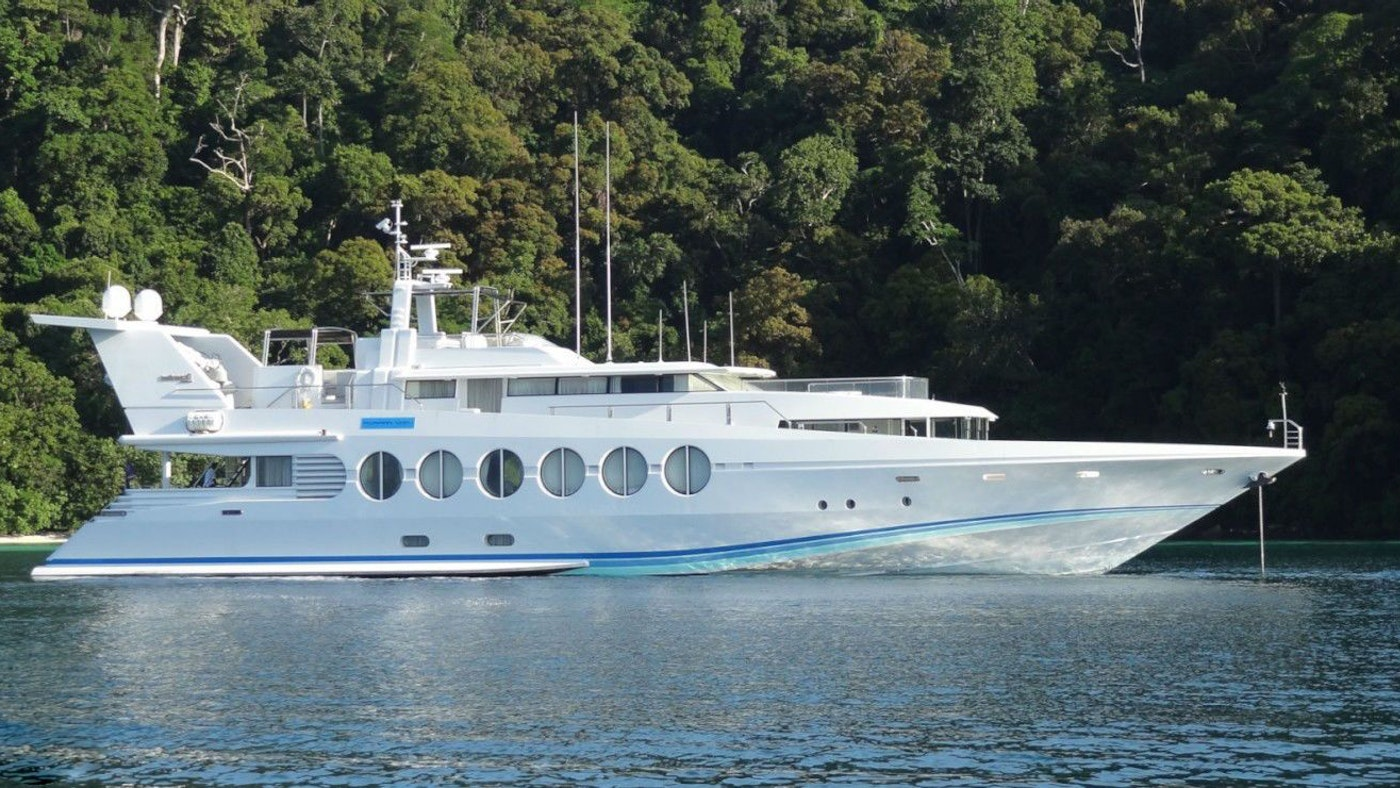 LADY ARRAYA NOW FOR SALE WITH NORTHROP & JOHNSON