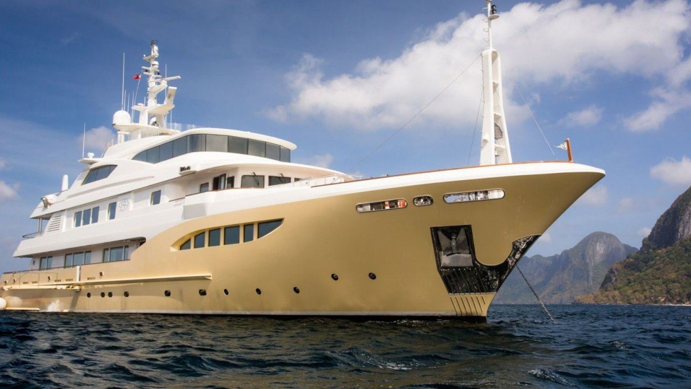 JADE 959 NOW AVAILABLE FOR CHARTER WITH NORTHROP & JOHNSON