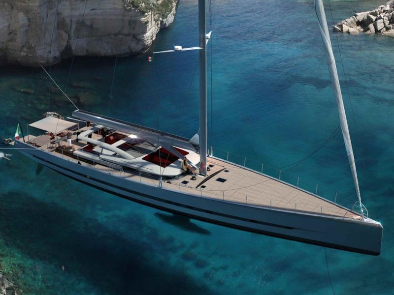 ADMIRAL WAVE 38M FOR SALE WITH NORTHROP & JOHNSON