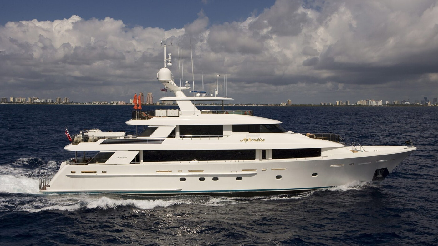 APHRODITE FOR SALE WITH NORTHROP & JOHNSON