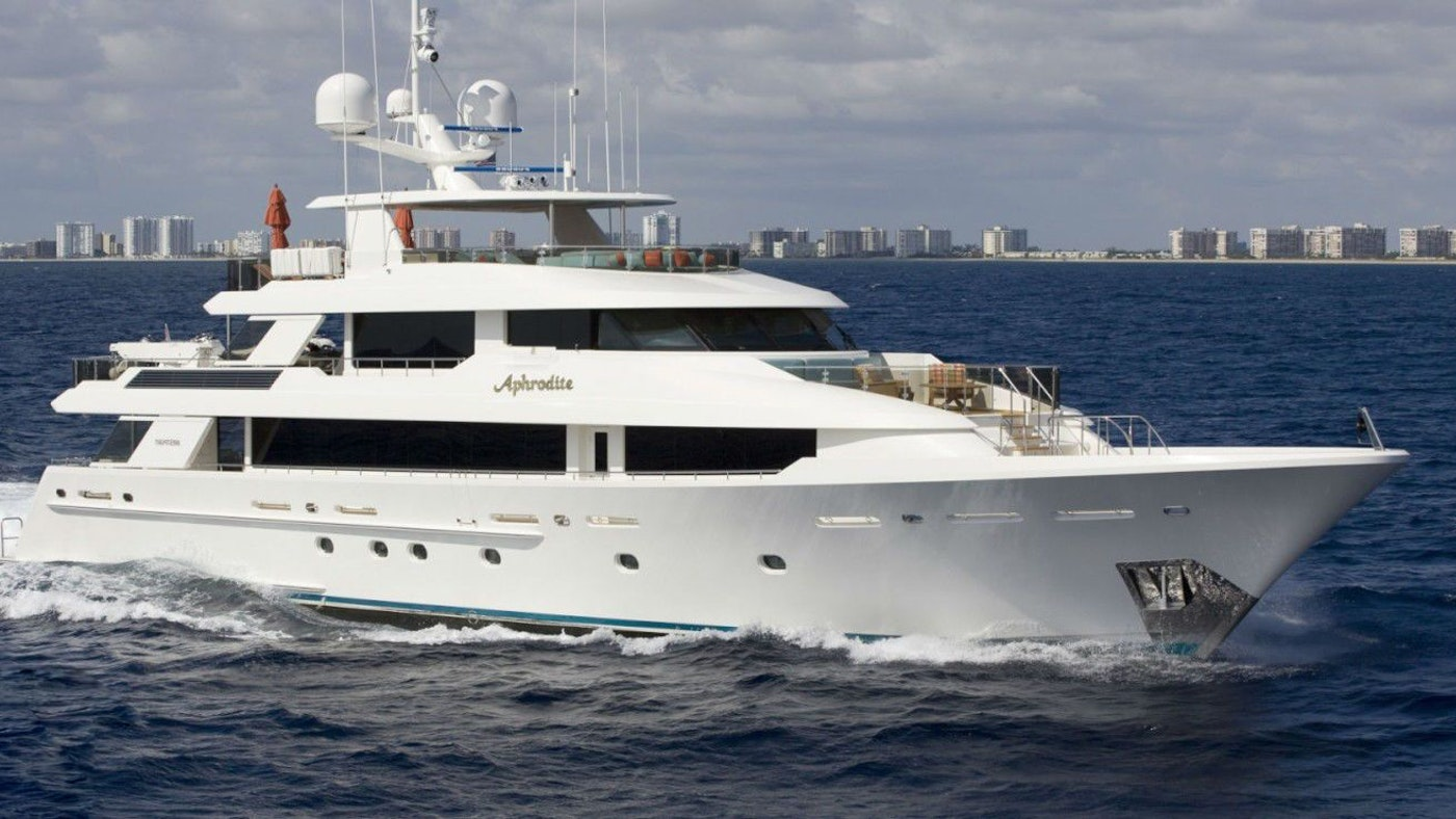 APHRODITE FOR CHARTER WITH NORTHROP & JOHNSON