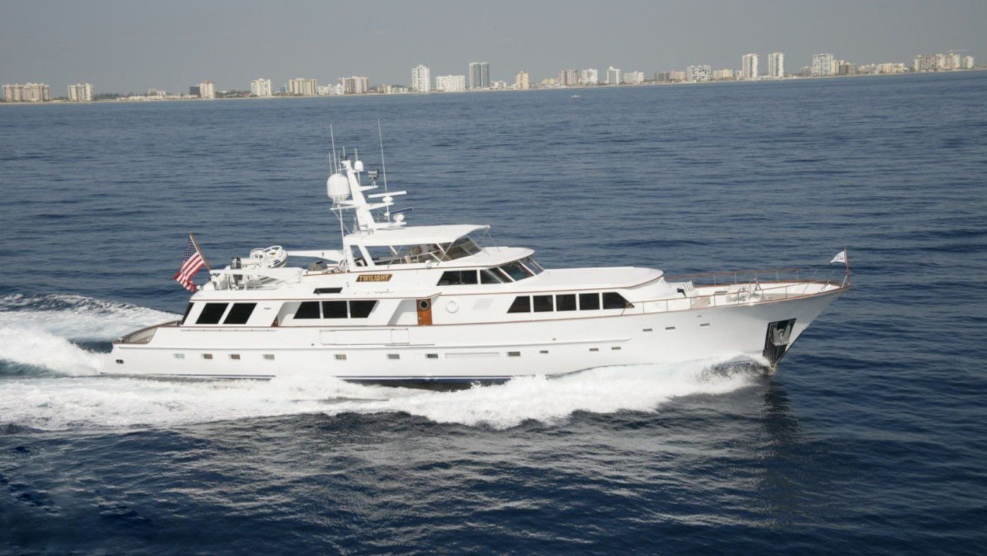 TWILIGHT NOW FOR SALE WITH NORTHROP & JOHNSON