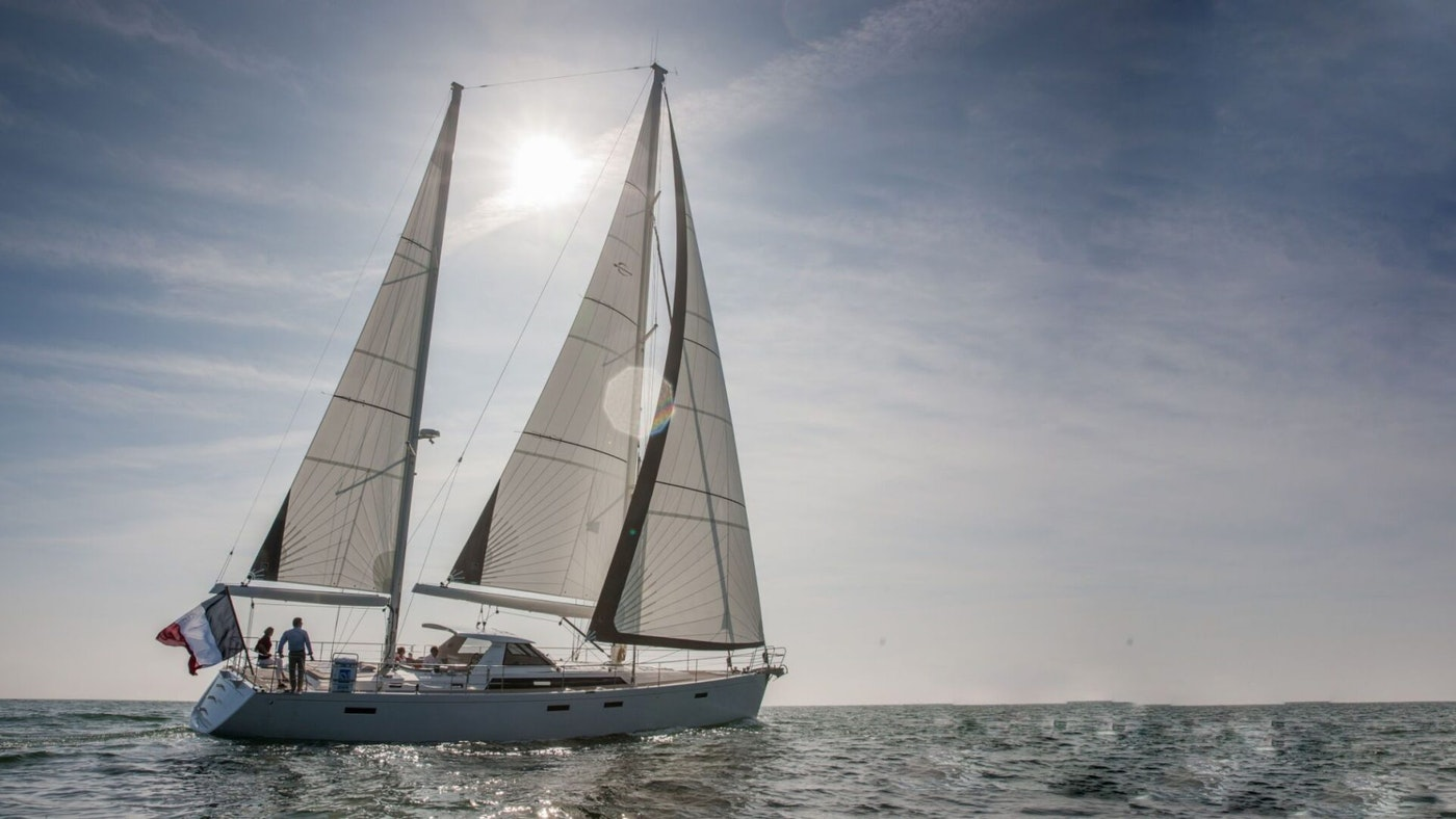 NORTHROP & JOHNSON ASIA ALIGNS WITH AMEL SAILING YACHTS
