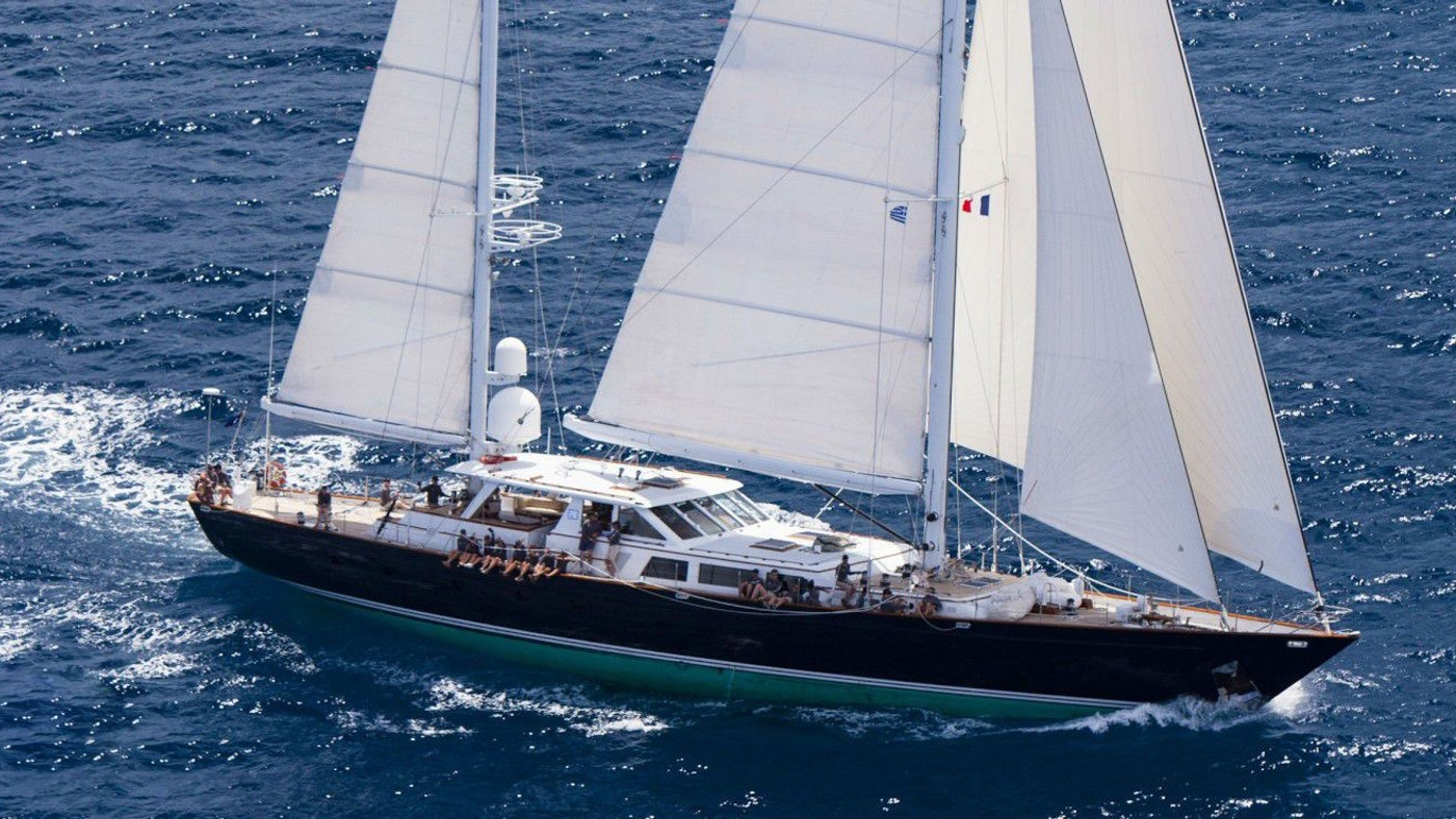 NORTHROP & JOHNSON CHARTER YACHT AXIA NAMED BEST  REFIT SAILING YACHT OVER 100 FEET