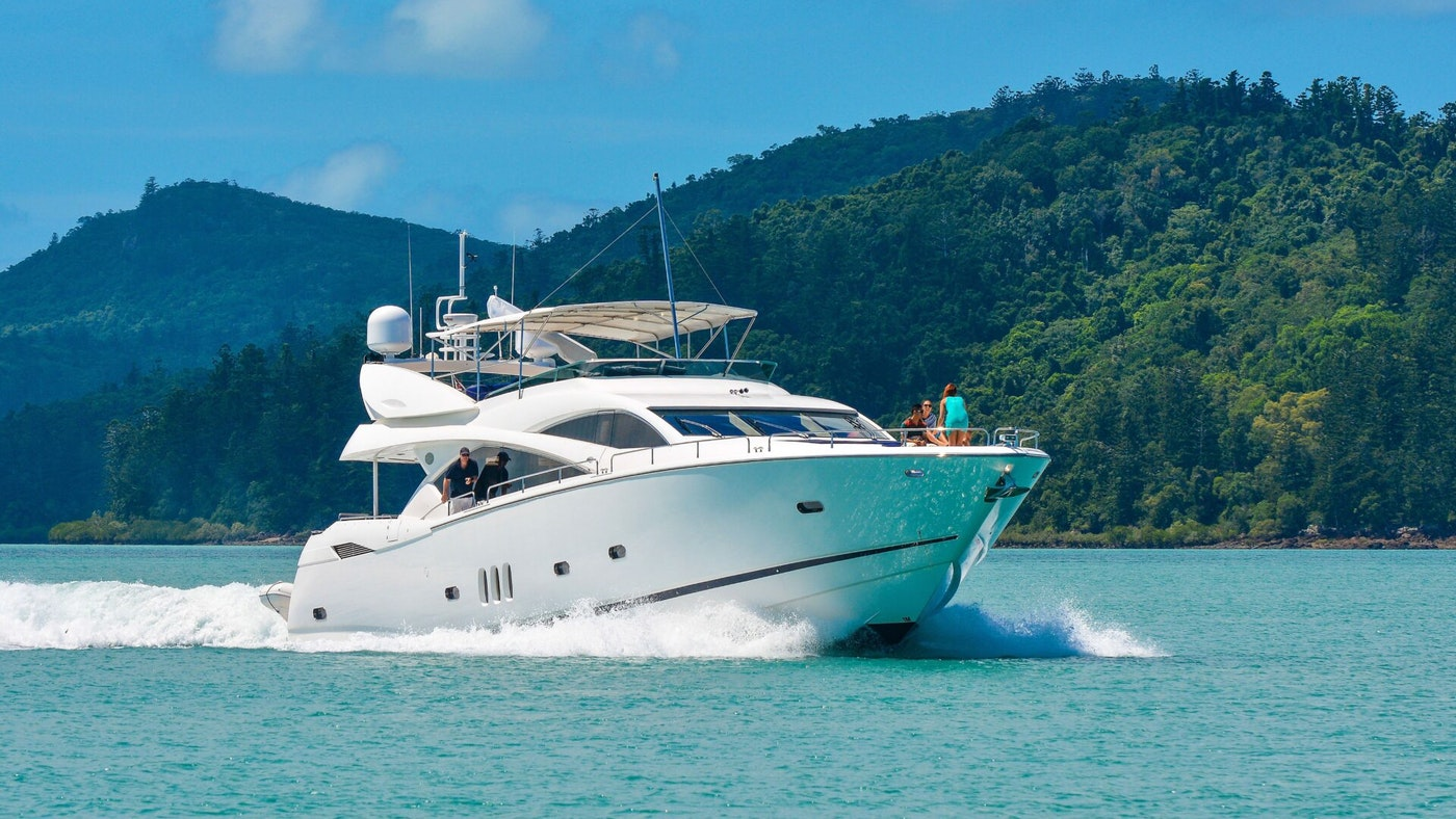 ALANI NOW FOR CHARTER WITH NORTHROP & JOHNSON