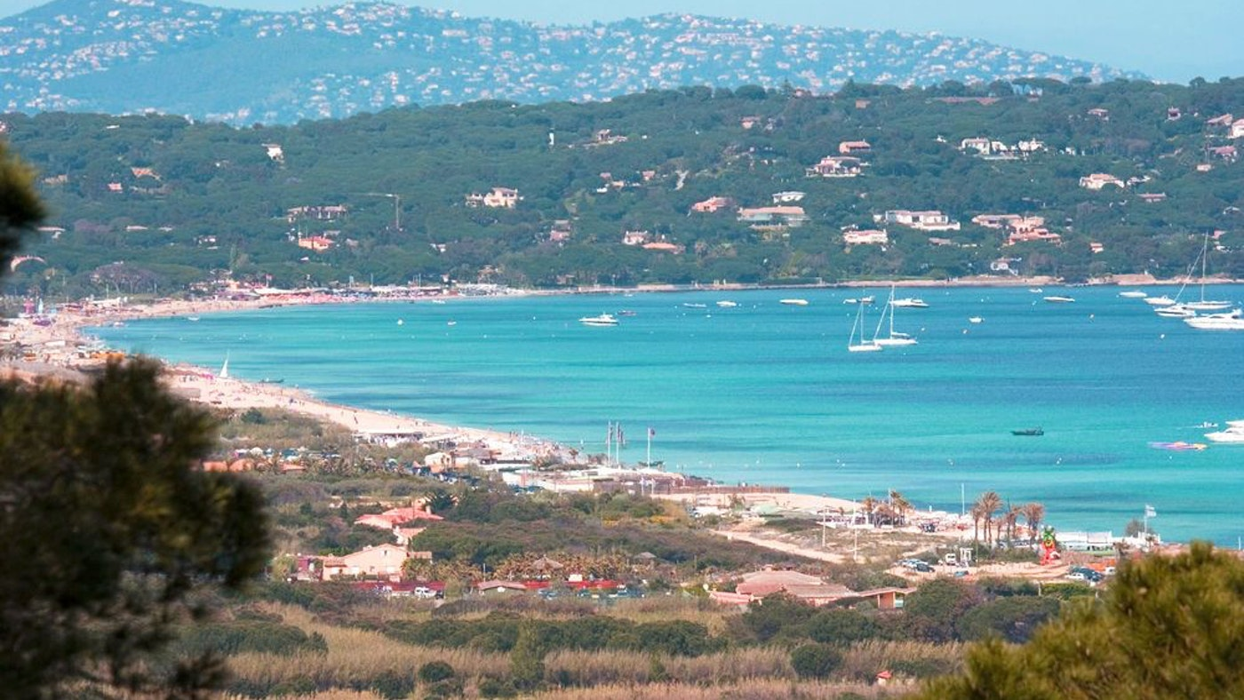 PROPOSED REGULATIONS TO PROHIBIT ANCHORING OFF ST. TROPEZ