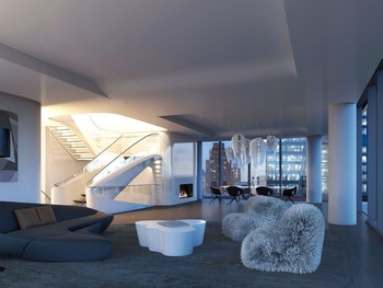 Imported Image - APARTMENT DESIGNED BY ZAHA HADID NOW ON THE MARKET