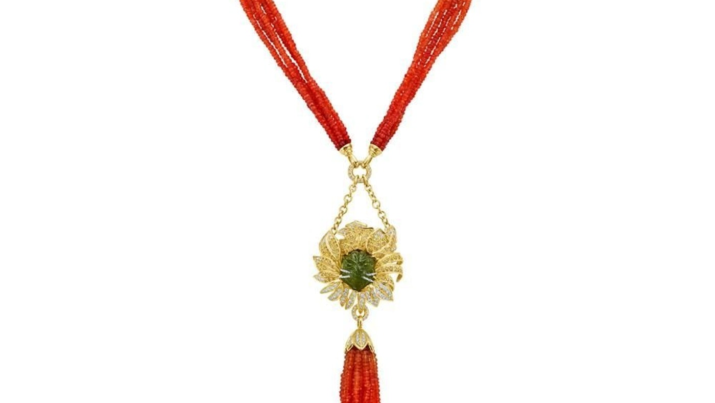 EXCLUSIVE NECKLACE BY GUMUCHIAN