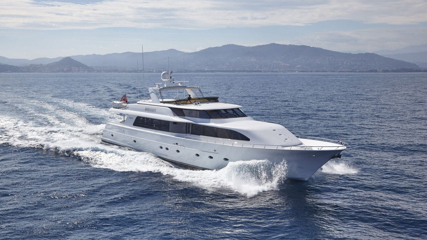 MOTOR YACHT INTEGRITY NOW FOR SALE WITH NORTHROP & JOHNSON