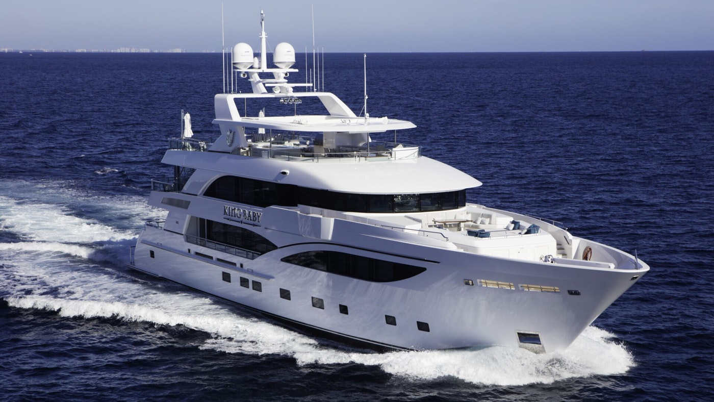 KING BABY FOR CHARTER WITH NORTHROP & JOHNSON