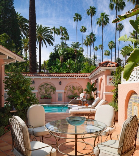 Imported Image - RENOVATED BUNGALOWS AT THE BEVERLY HILLS HOTEL
