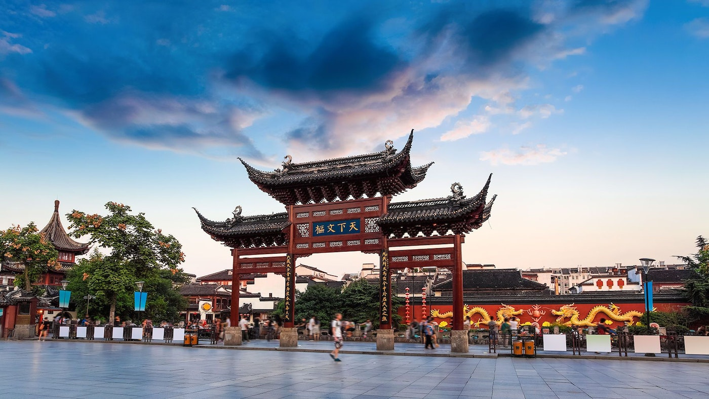 NORTHROP & JOHNSON OPENS OFFICE IN CHINA