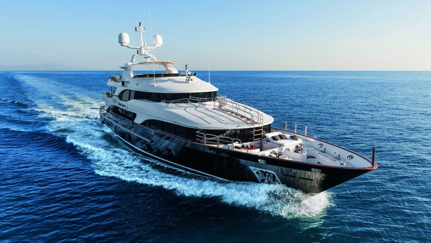 LUXURY YACHT CHECKMATE FOR SALE