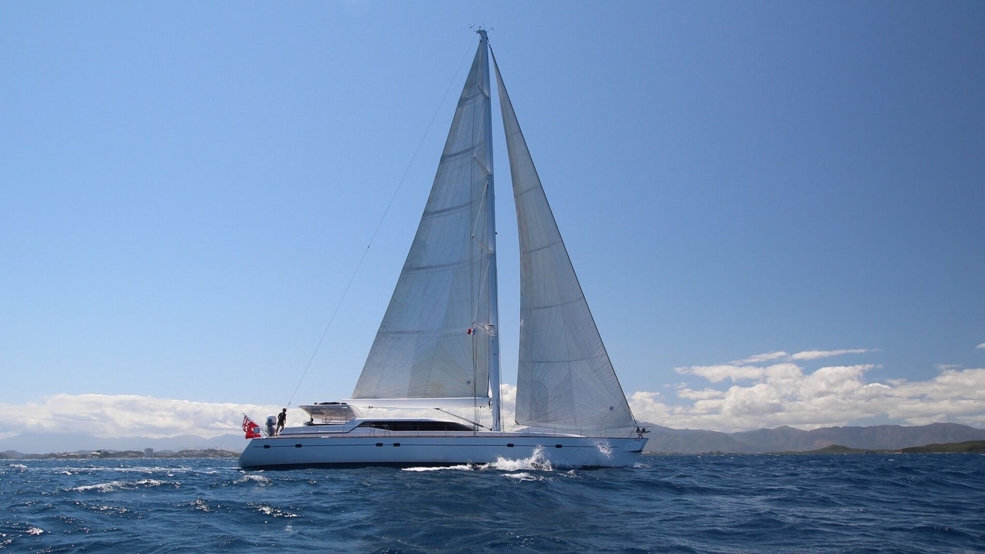 LUXURY YACHT CHINA GROVE II NOW FOR SALE