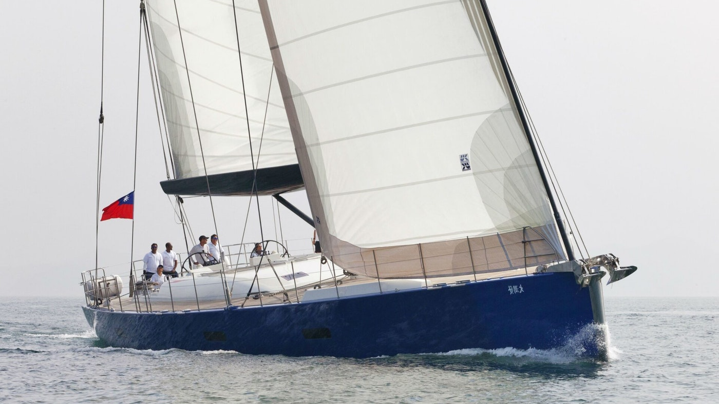 SAILING YACHT OCEAN RUNNER PRICE REDUCTION