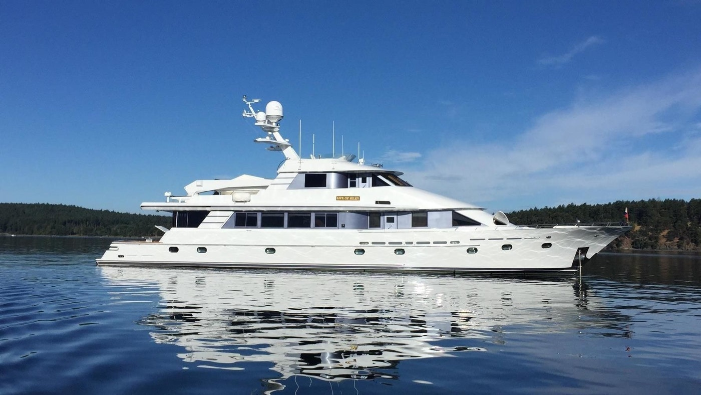 LIFE OF RILEY NOW FOR SALE WITH NORTHROP & JOHNSON