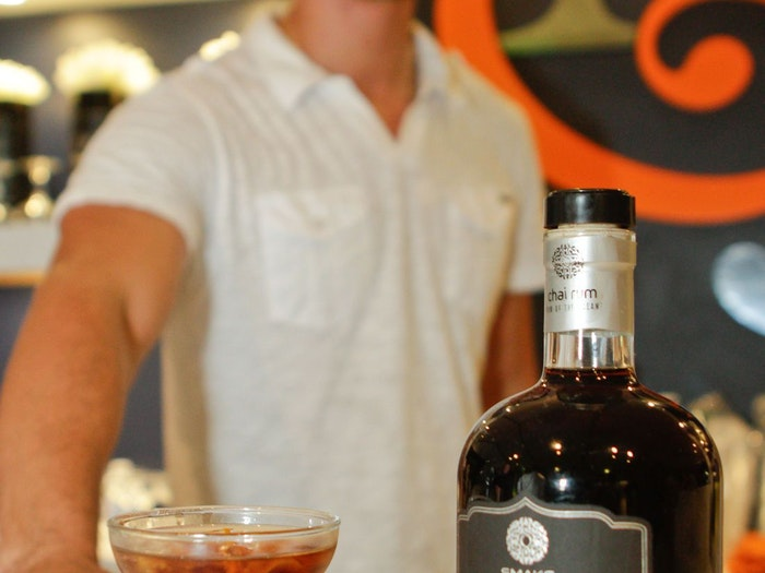 THE CHAI RUM EXPERIENCE