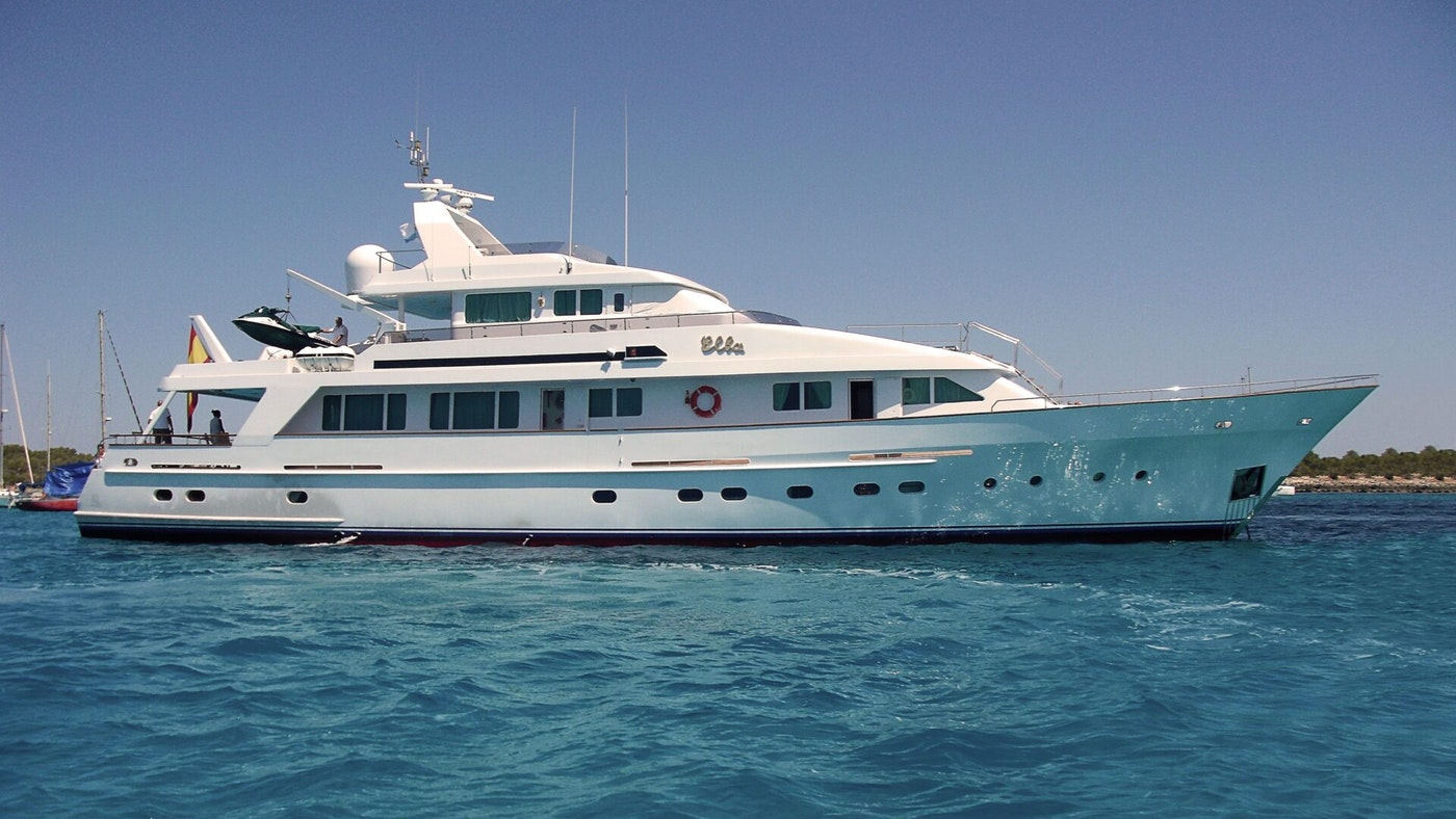 MOTOR YACHT ELBA NOW FOR SALE