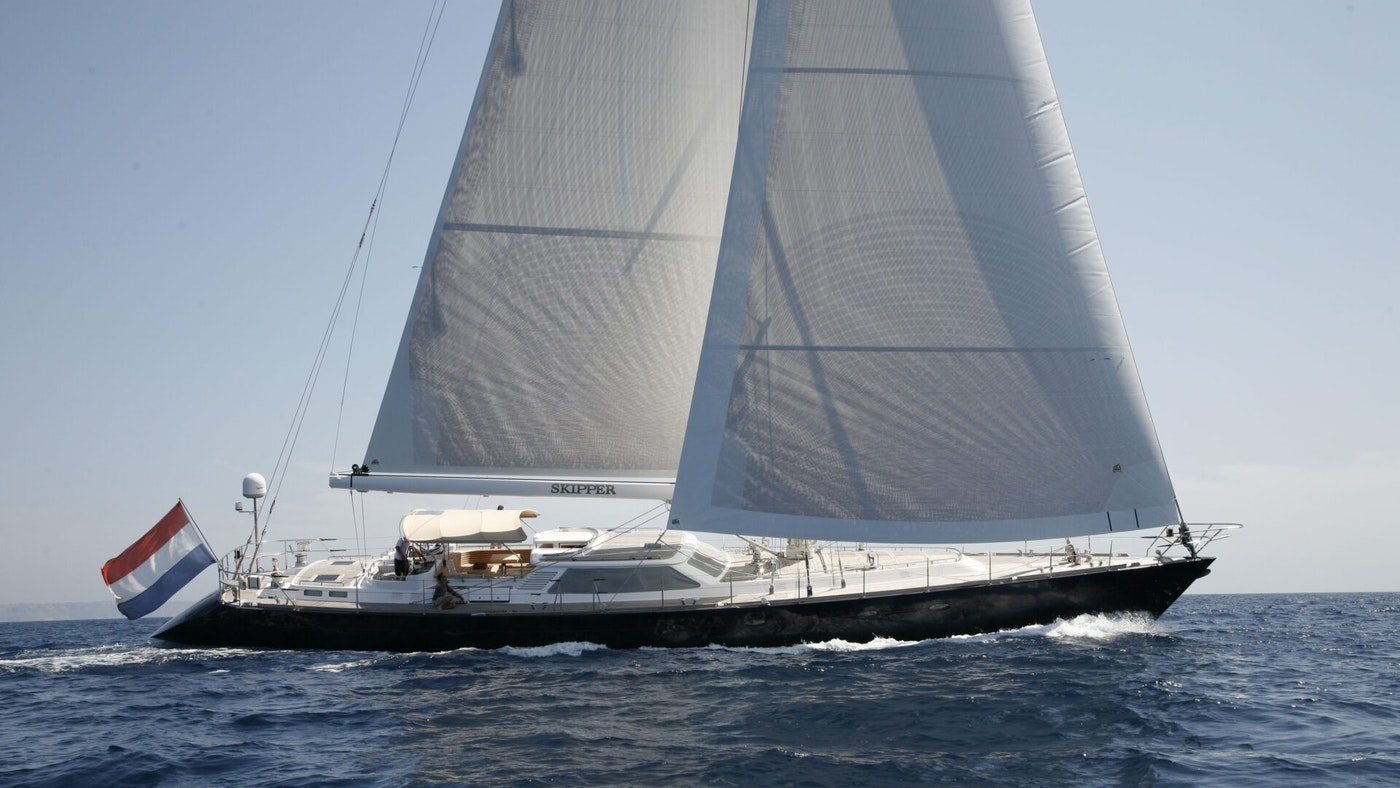 SAILING YACHT SKIPPER PRICE REDUCTION
