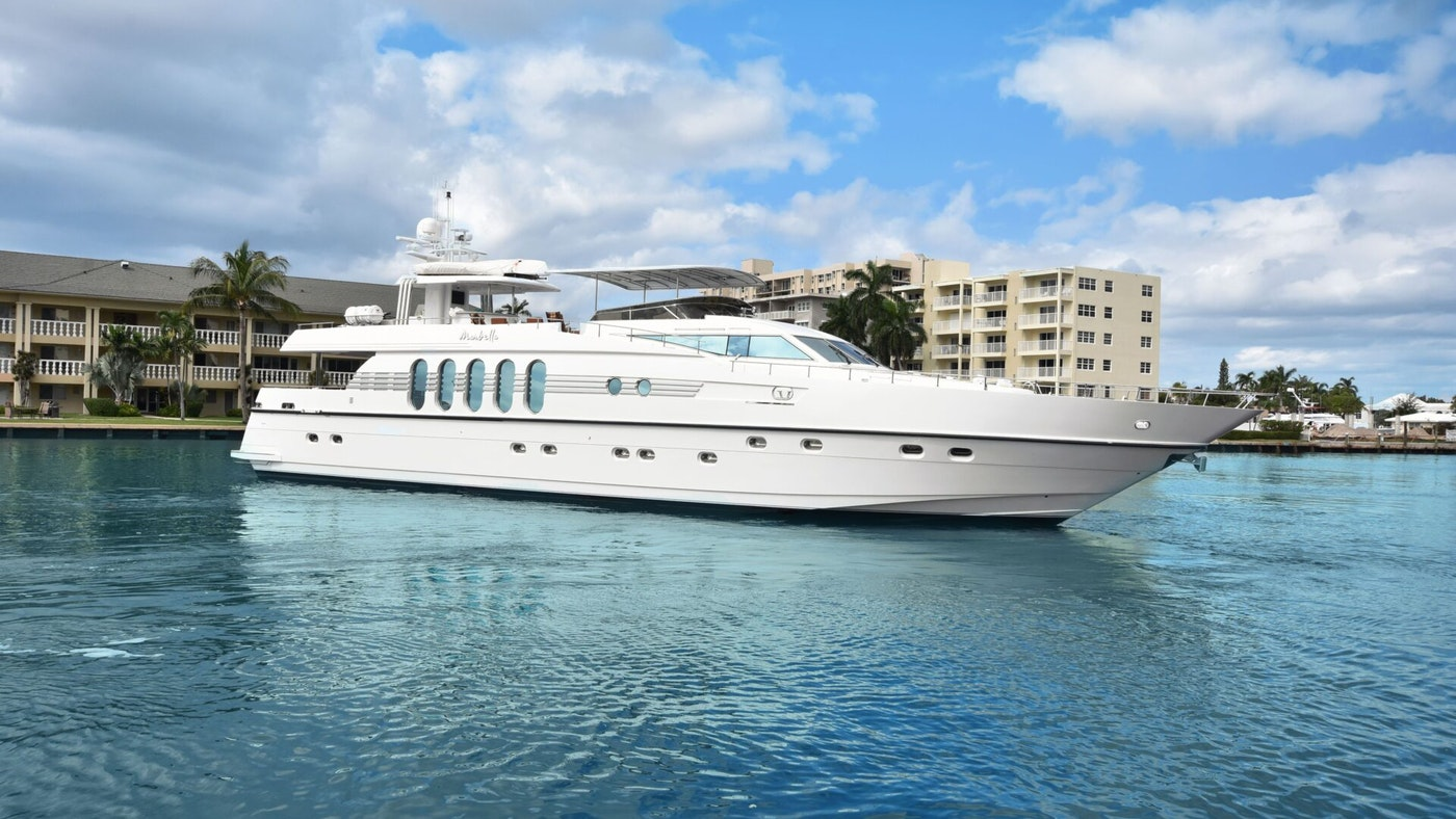 LUXURY YACHT MARBELLA SOLD BY NORTHROP & JOHNSON