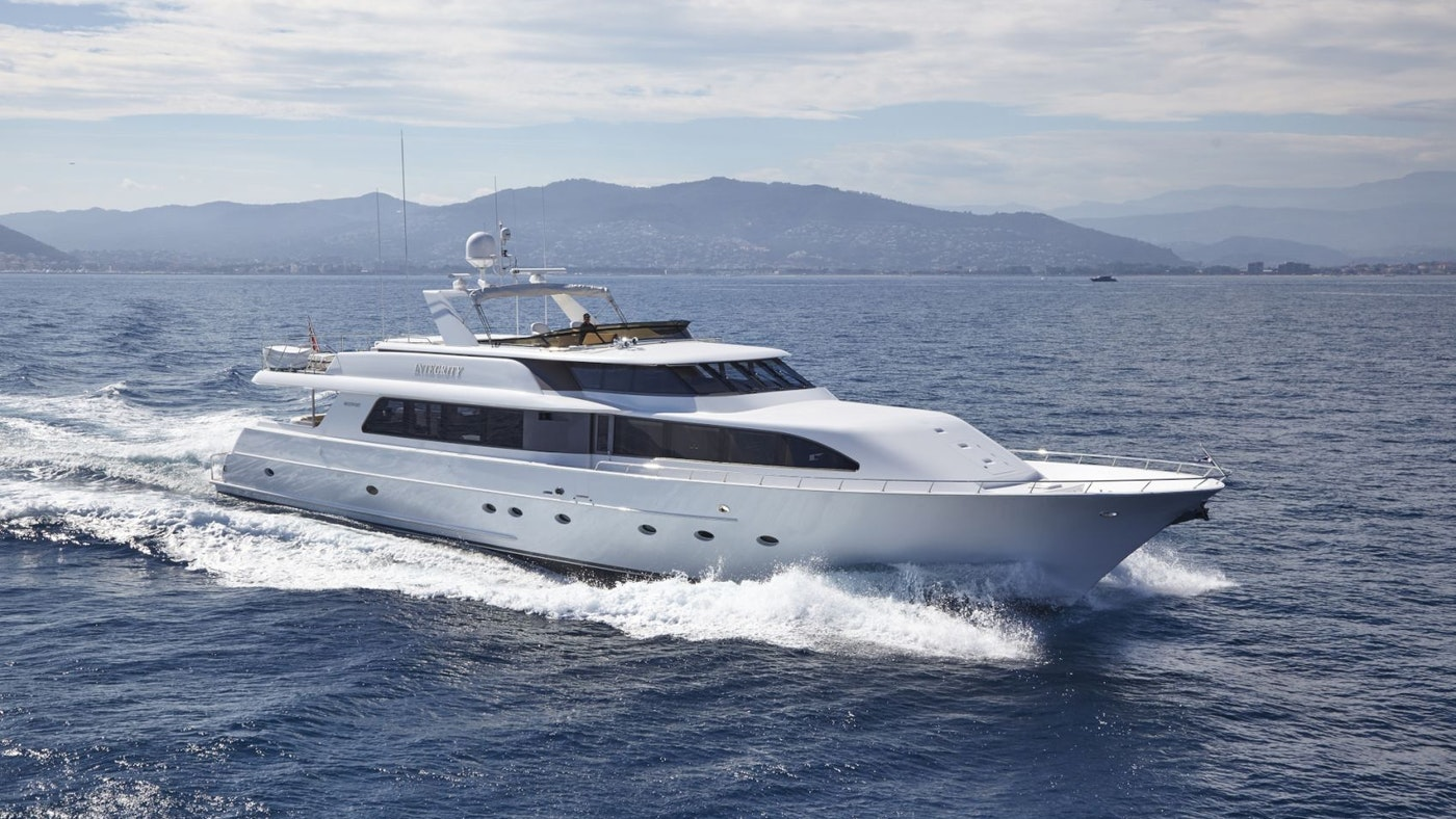 M/Y INTEGRITY PRICE REDUCTION